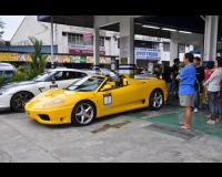 Company Catering - 2011 ERA MAJU Super Car Track Day